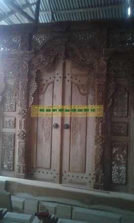 cuci gudang pintu gebyok gapuro jendela rumah masjid musholla ita