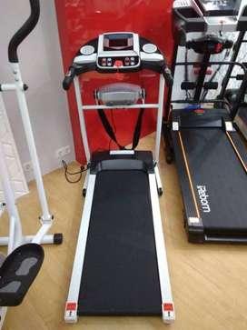 Treadmill Elektrik 2 fungsi Massanger dan Lari melayani COD majalengka