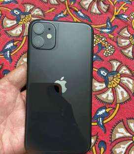 iPhone 11 In warrantt, 8 month old