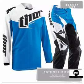 dirtbike jersey set