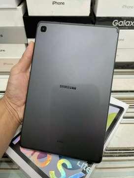 SAMSUNG TAB S6 Lite 4/128GB GRAY MULUS LANGKA GARANSI RESMI SEIN