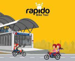 """""""wanted rapido bike taxi and food delivey"""""""