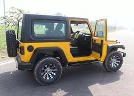 Willy jeep modify