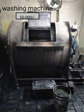 Commercial Washing machine I 50kg
