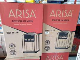 dispenser arisa/ arissa 3in1 1511P panas/ dingin/ normal (sinar kita)