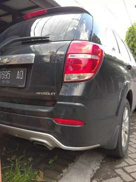 Captiva diesel th 2014 akhir, plat L Surabaya siap pakai.