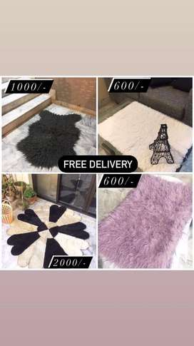 Preloved rugs and carpets