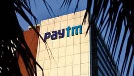 Hiring For Paytm Company