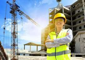 Civil engineers wanted for maintenance company with two wheeler