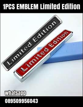 1PCS EMBLEm Limited Edition [Mlati]