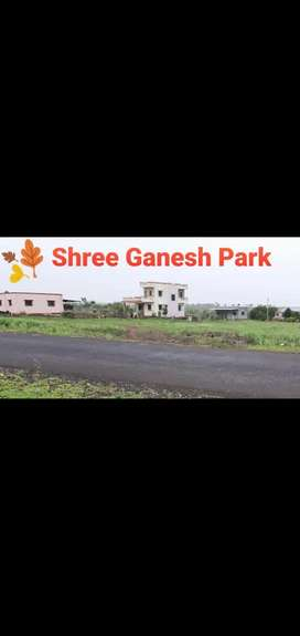 10000 sqft plot for sale in jejuri pune near upcoming airport