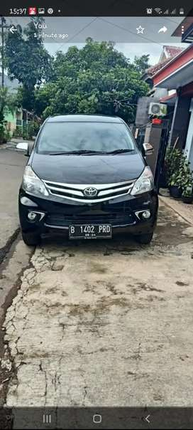 FOR Sale Toyota Avanza Type G