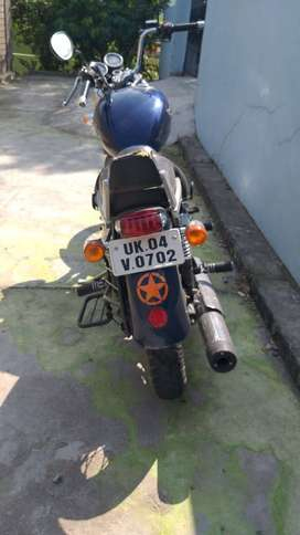 Only 4000 km driven Thunderbird 500 for sale