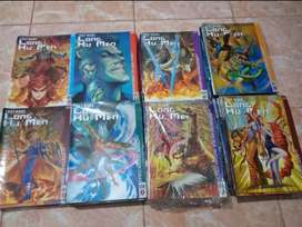 Jual komik Long Hu Men