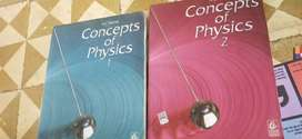 HC verma physics book for sell ( both parts)