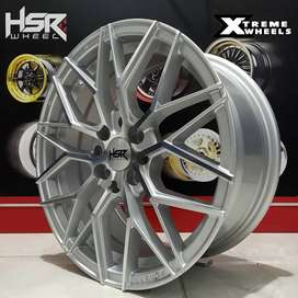 VELG HSR R16 FOR JAZZ RS , MOBILIO , CALYA
