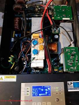 Sale - Service - Repairing of UPS & Solar Hybrid Inverters - same day