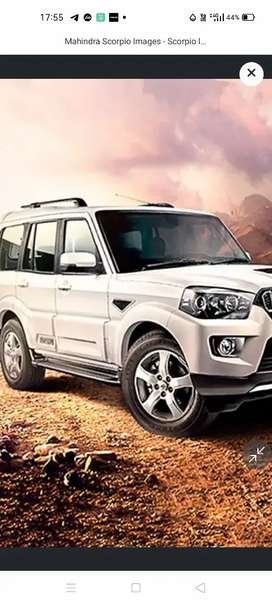 Mahindra Scorpio 2017 Diesel 25000 Km Driven insurance done