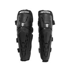 Riding gear - 'MotoTech bionic knee armour' protection