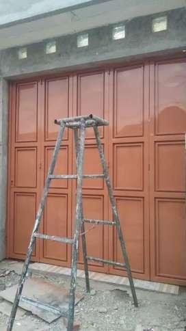 Pintu henderson bergaransi dan terbaik