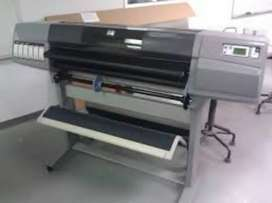 HP 5500 Digital Vinyl Printing Machine