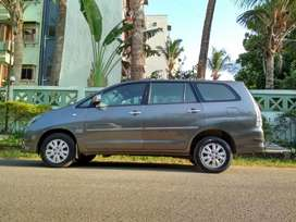 Toyota Innova 2011 Diesel Well Maintained vehicle for sale.