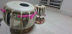 Brand new tabla set