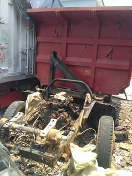 Jual truk dump dyna 130 HT 2013