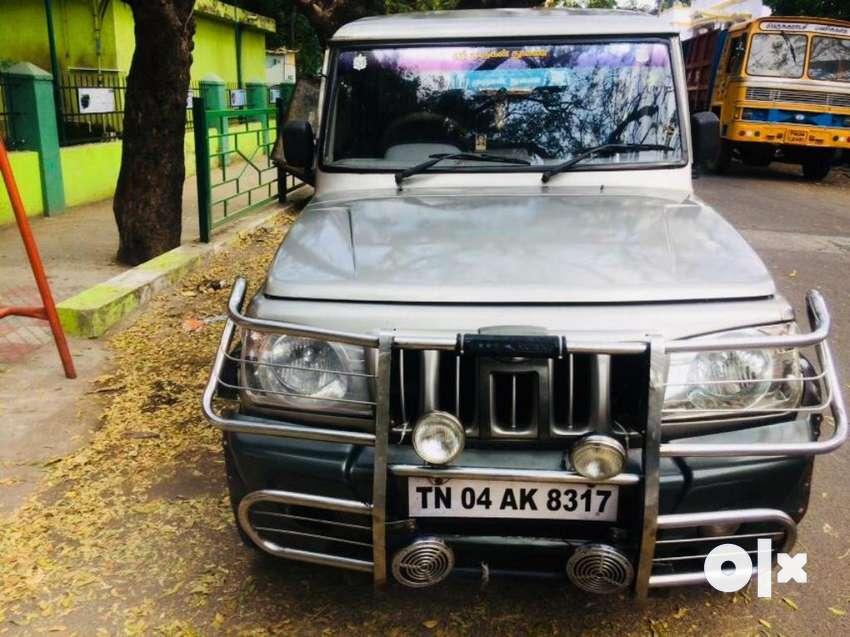 Mahindra Bolero SLE BS IV, 2008, Diesel 0