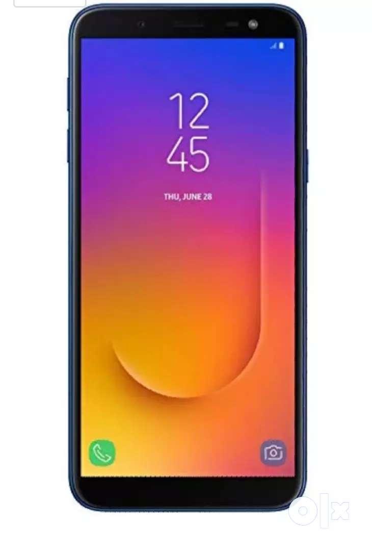 Samsung galaxy j6 blue 0