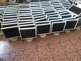 Lcd builup import like new NEC 17'square istimewa garansi