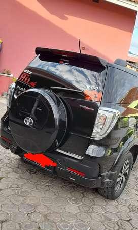 Toyota rush innova 2017