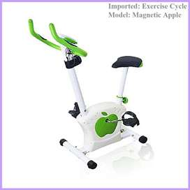 Exercise Cycle, Apple Magnetic Cycle &  workout cycle , Bodies of stam