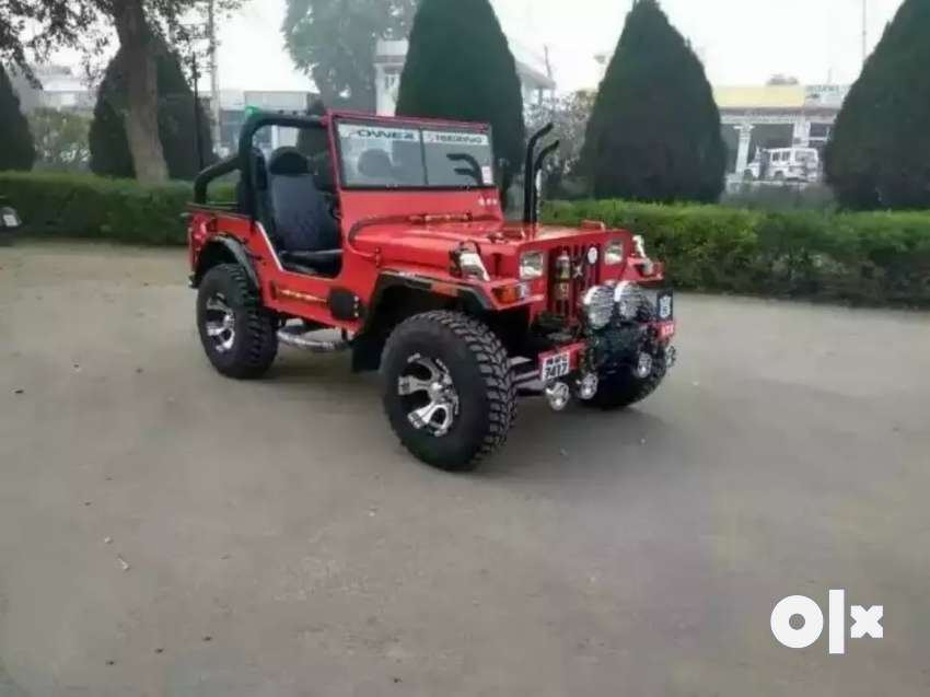 Rajinder motors Full modified Jeep ready your 0