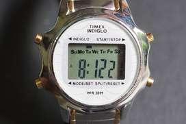 Jam tangan wanita Timex 465 gray