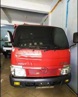 Mobil Truk Toyota Dynasaurus 130HT Dump Truk Tahun 2016