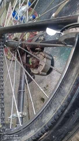 Bangla cycle with bettery motors