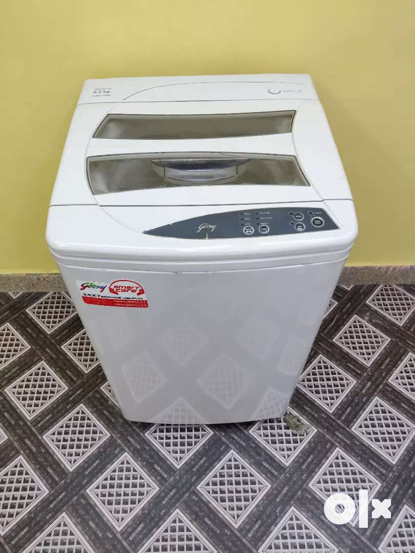 Godrej fully automatic home delivery free good condition 0