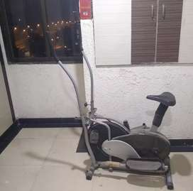 Home Cycle exercise equipment