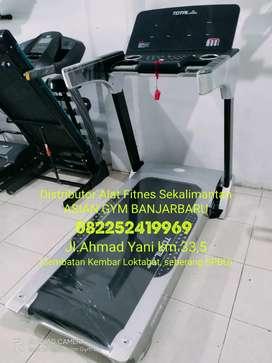 Ready treadmill elektrik total fitness 3hp auto incline