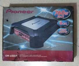 Channel Power Amplifier GM-6500F