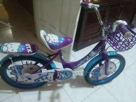 Dijual sepeda anak dg kondisi sangat bagus..