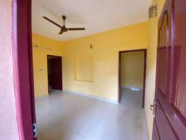 Spacious one Bhk with work area-8km to Infopark, 900m from SN junction