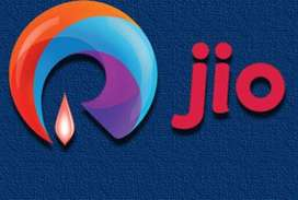 Office Assistant/Helper for Reliance Jio