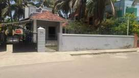 House for sale area of 897 sq ft with open area of 2703.12 sq ft