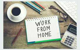 Work for your free time home base job available
