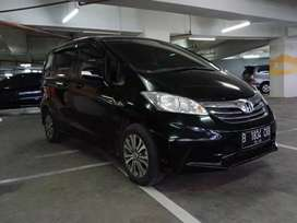 Honda Freed S AT 2013 hitam km 29 ribu record