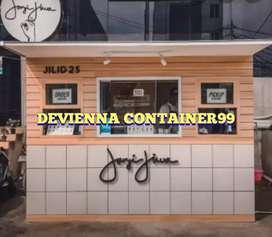 Jasa pembuatan container coffee janji jiwa container kekinian