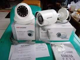 Kamera CCTV bergaransi free instalasi