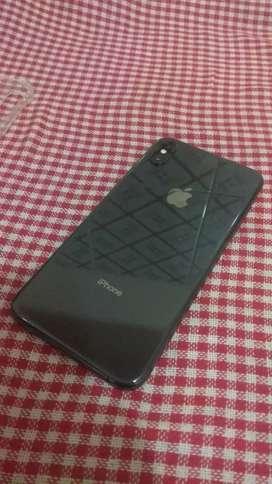 I PHONE XS MAX 256 GB BLACK COLOR